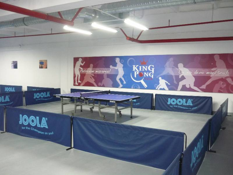 Club Sportiv King Pong Masa 1