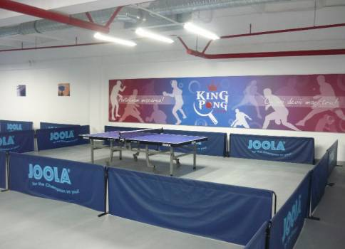 Club Sportiv King Pong Masa 4