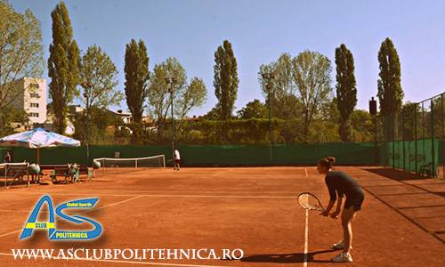 As Club Politehnica Teren Tenis 3