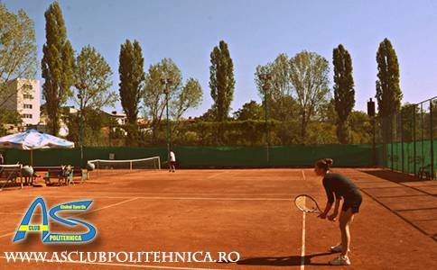 As Club Politehnica Teren Tenis 8