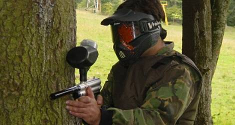 Paintball Cheisoara