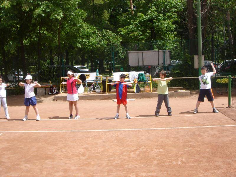 Enache International Tennis Academy  Teren 2